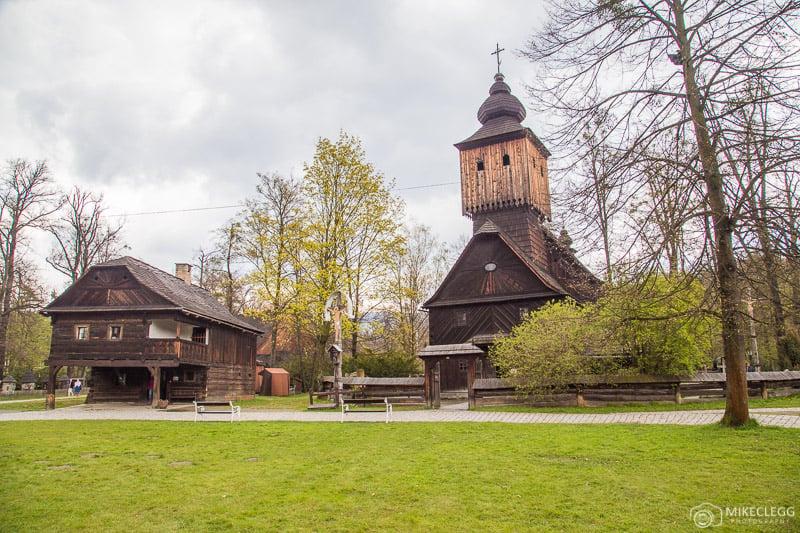 Wallachian Open Air Museum, Roznov pod Radhostem