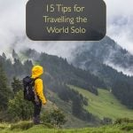 15 Tips for Travelling the World Solo