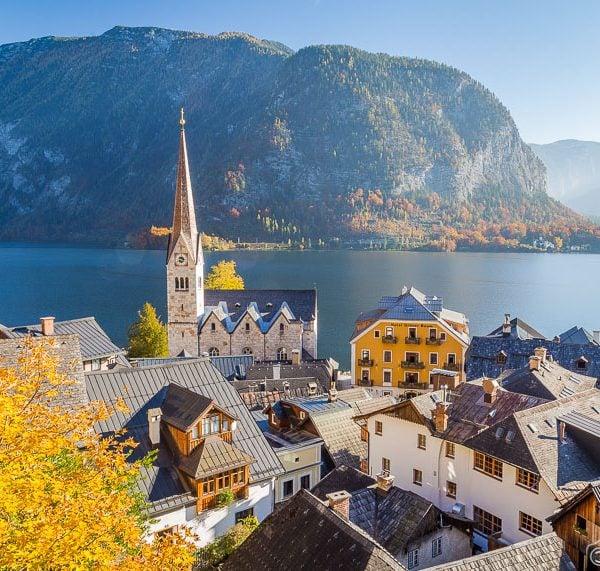 Beautiful destinations to visit in Austria