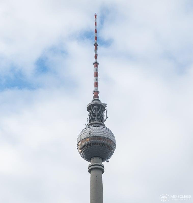Berliner Fernsehturm, Berlin