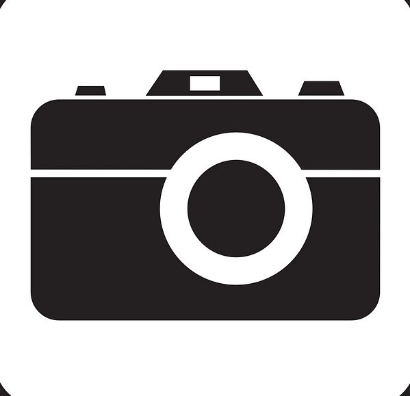 Camera image - via pixabay