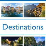 Travel Destinations - Pin