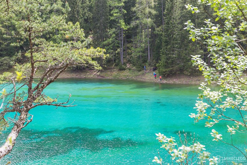 Gruner See, Green Lake in Austria