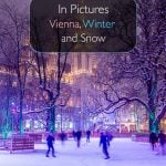 In Pictures - Vienna, Winter and Snow