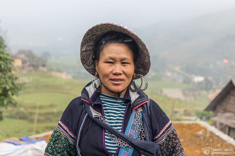 Local tribe ladies in Sapa