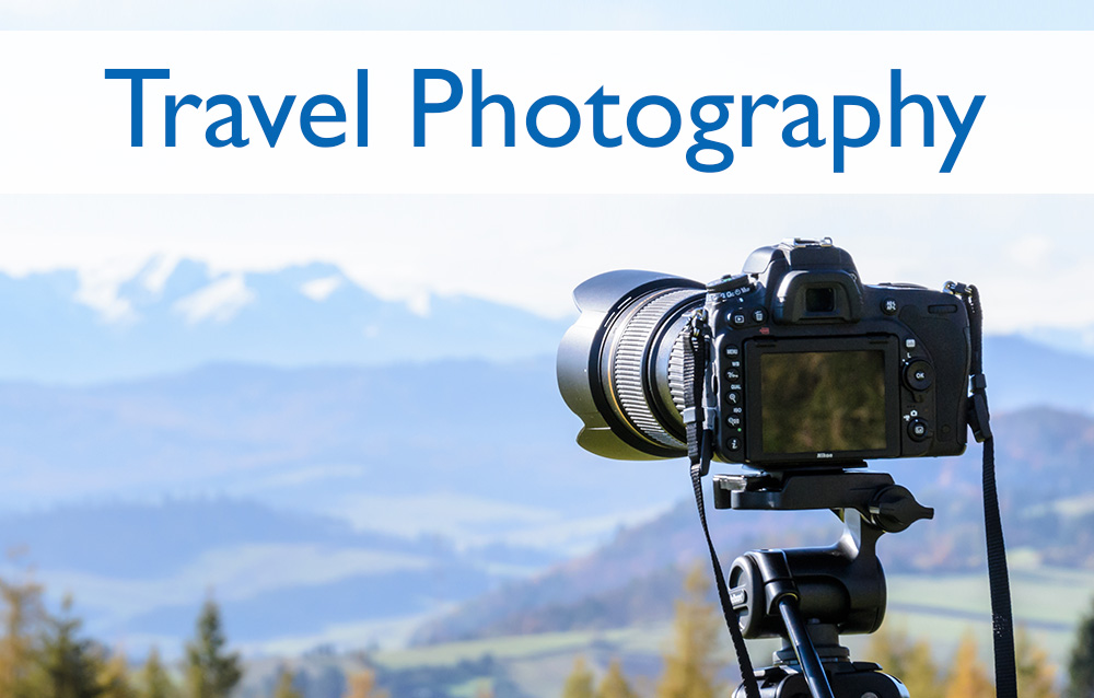Page headers - Travel Photography