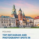Pinterest - Top Instagram and Photography Spots in Krakow