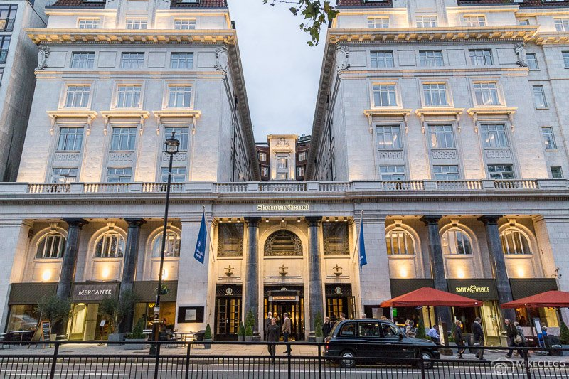 Stunning luxury hotels in London