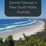 Summer Getaways in New South Wales, Australia