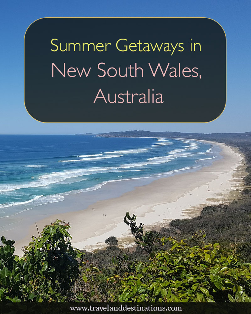 Summer Getaways in New South Wales, Australia