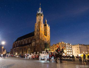 Top Instagram and Photography Spots in Krakow