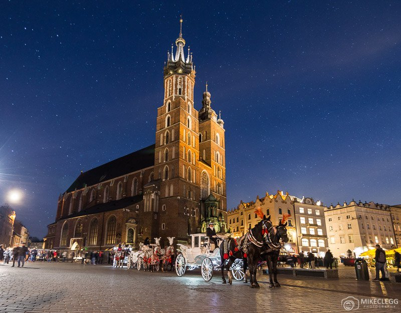 Top Instagram and Photography Spots in Krakow
