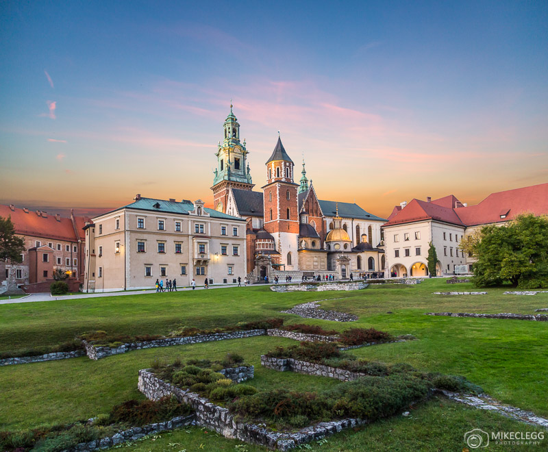Wawel Royal Castle, Krakow