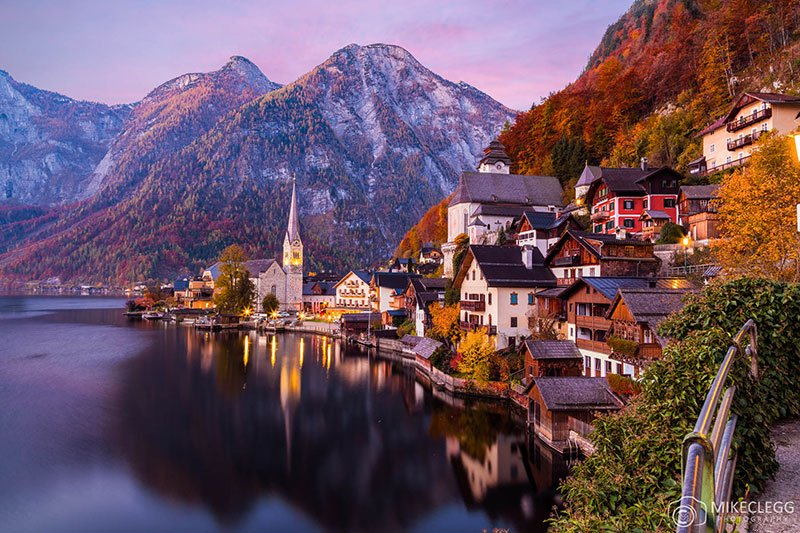 travel-photographers - image of Hallstatt