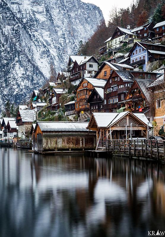 Hallstatt, Austria by Kevin Walsh