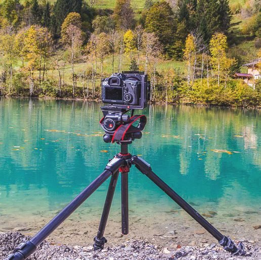 The Best Tripods for Travellers