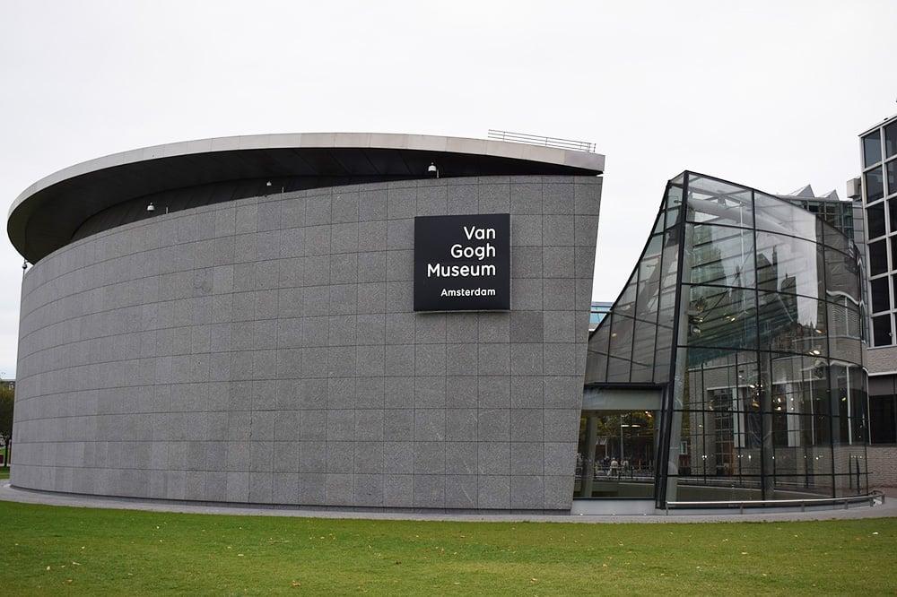 Van Gogh museum- via Pixabay 1734736_1280