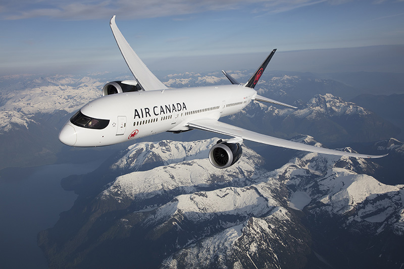 B787-9-Rockies - image via Air Canada Press