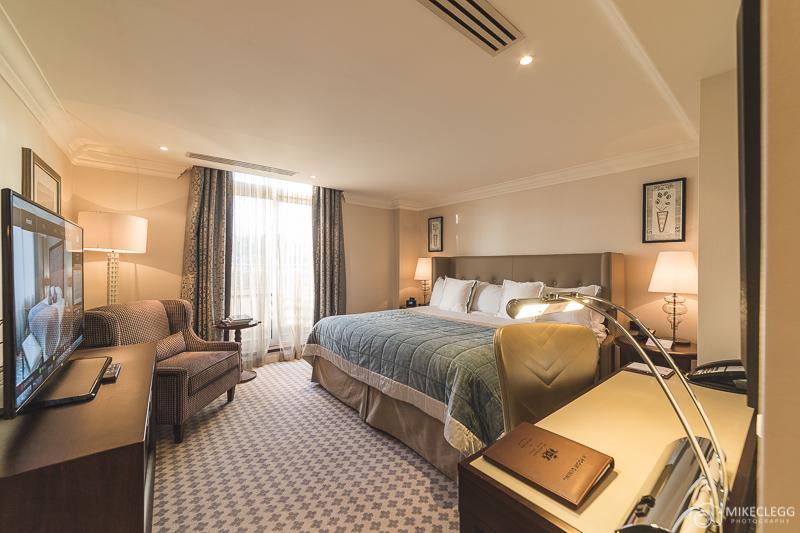 Bedroom in Luxury Suite, Westbury