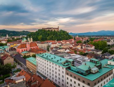 Best Instagram and Photography Spots in Ljubljana