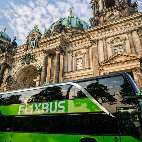 Flixbus Europe Travel