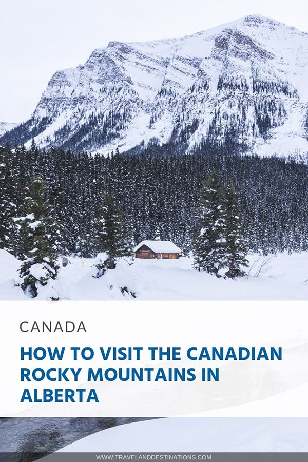 Pinterest - How to Visit the Canadian Rocky Mountains in Alberta