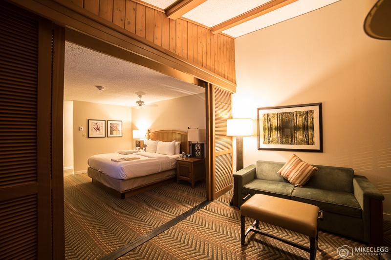 Rooms at Jasper Park Lodge