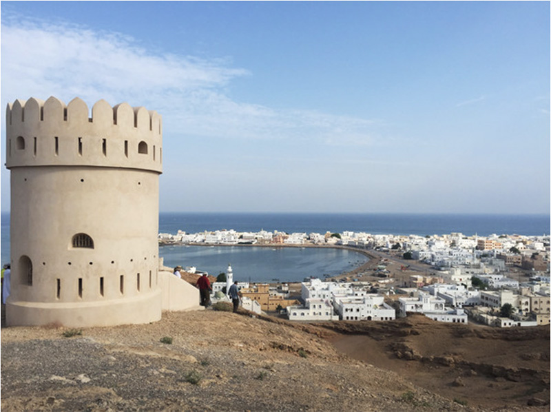 Architecture in Oman - - ©Image courtesy of gadventures