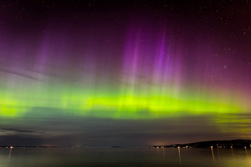 Aurora Northern Lights Borealis - CC0 (Pixabay)