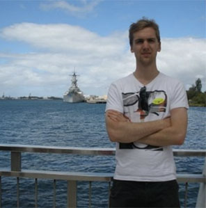 Author Profile Image - Matthew Todd