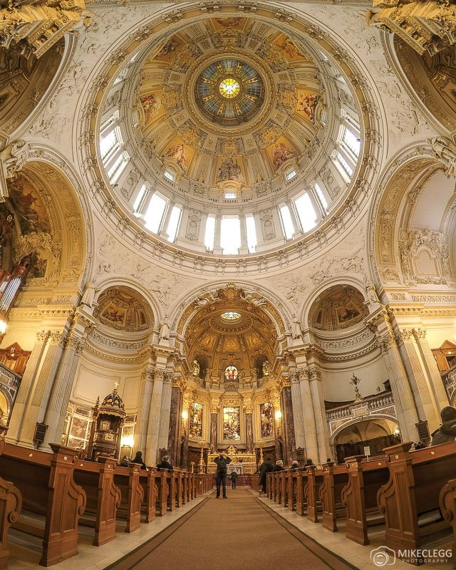 Berliner Dom - Berlin Cathedral Church - Interior