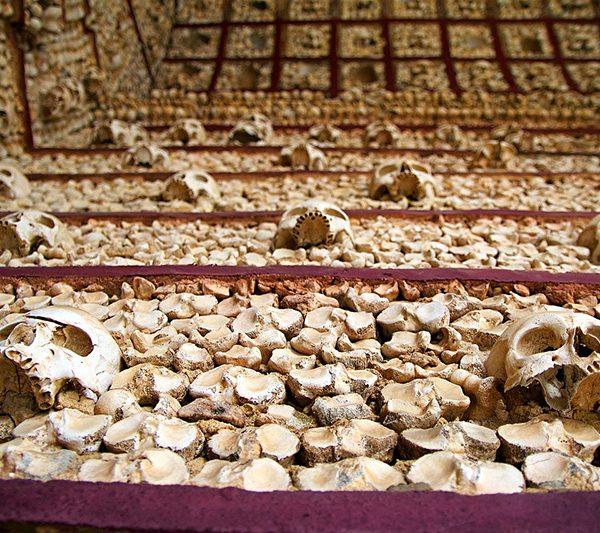 Chapel of Bones-Portugal