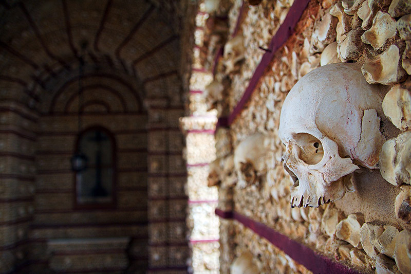 Chapel of Bones, Royal Church of St. Francis