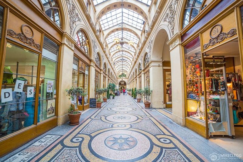 Galerie Vivienne interior, Paris