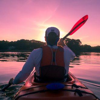 Kayaking - image via Pixabay