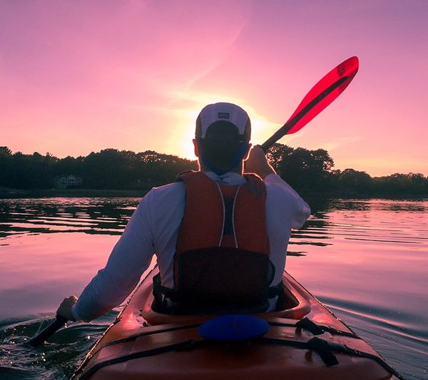 Kayaking - image via Pixabay