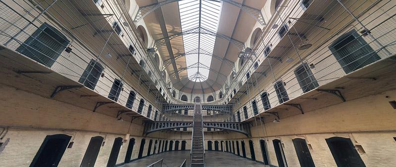 Kilmainham Gaol, Ireland - CC0 (Pixabay)