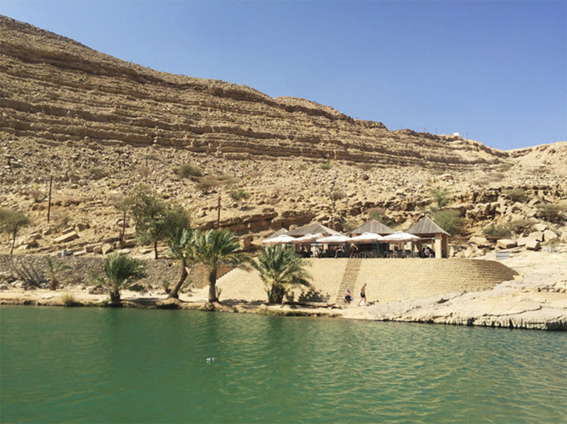 Landscapes in Oman - ©Image courtesy of gadventures