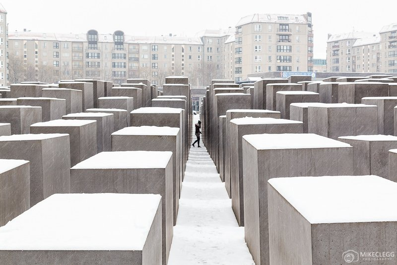 Memorial to the Murdered Jews of Europe - Holocaust Memorial