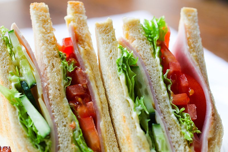 Sandwich - CC0 (Pixabay)