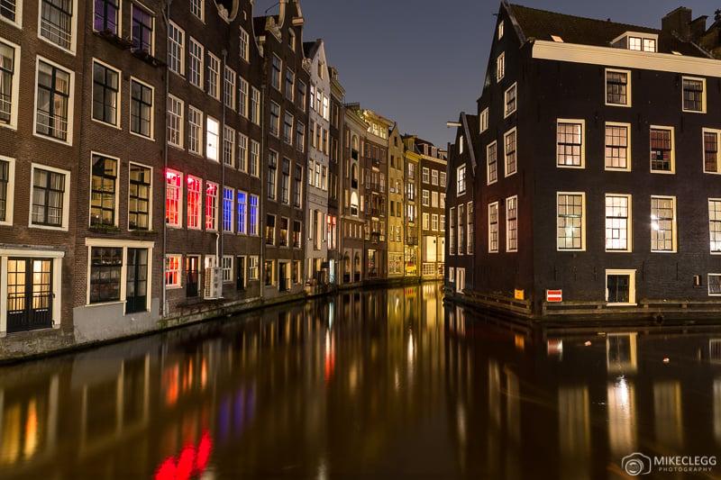 Sint Olofssteeg corner, Amsterdam