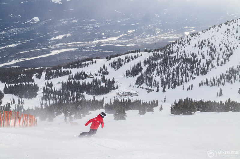 Winters at Marmot Basin Ski Resort, in Jasper National Park