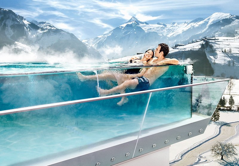 Tauern Spa Zell am See-Kaprun-KeyVisual_Winter via press office