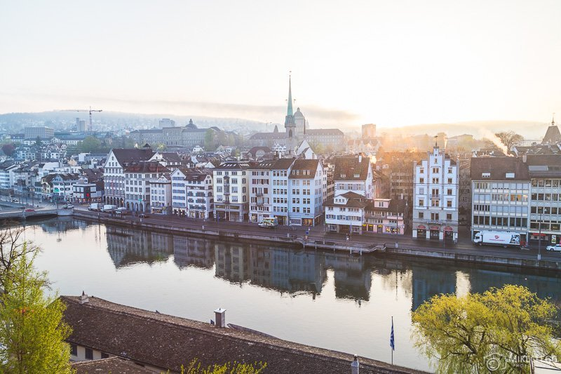 Top Instagram and Photography Spots in Zurich