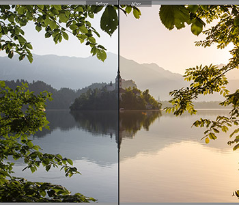How to Quickly Enhance your Travel Photos in Lightroom (with examples)