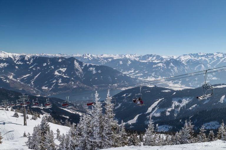 Winter Adventures in Zell am See-Kaprun, Austria
