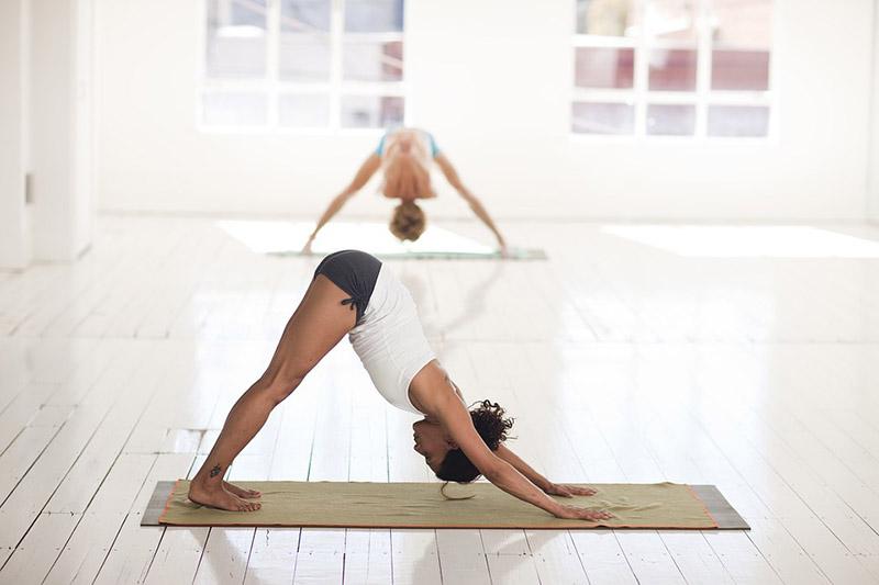 Yoga - CC0 (Pixabay)