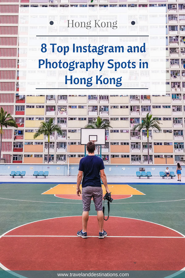 8 Top Instagram and Photography Spots in Hong Kong