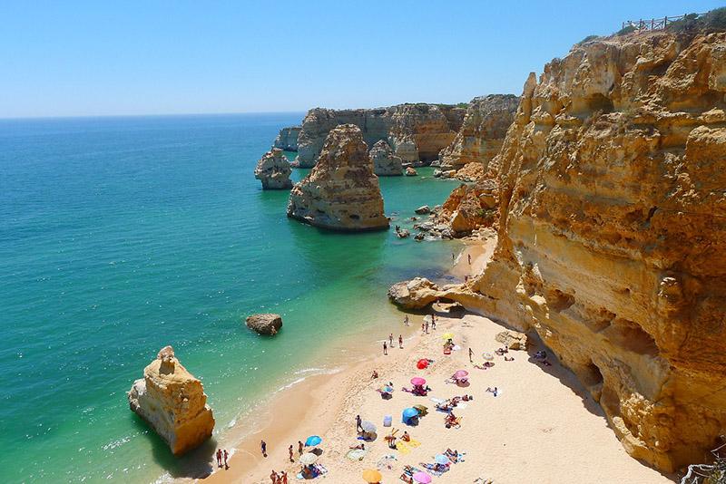 Algarve, Portugal - CC0 (Pixabay)