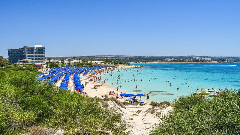 Ayia Napa, Cyprus - CC0 (Pixabay)